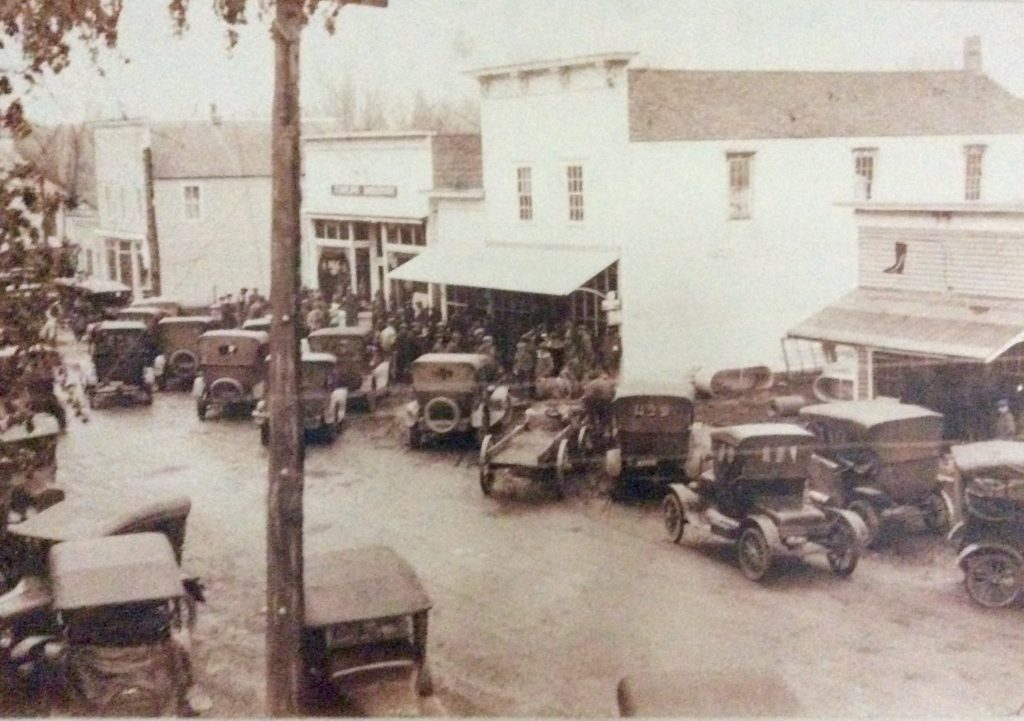 1933 1st Traffic Jam