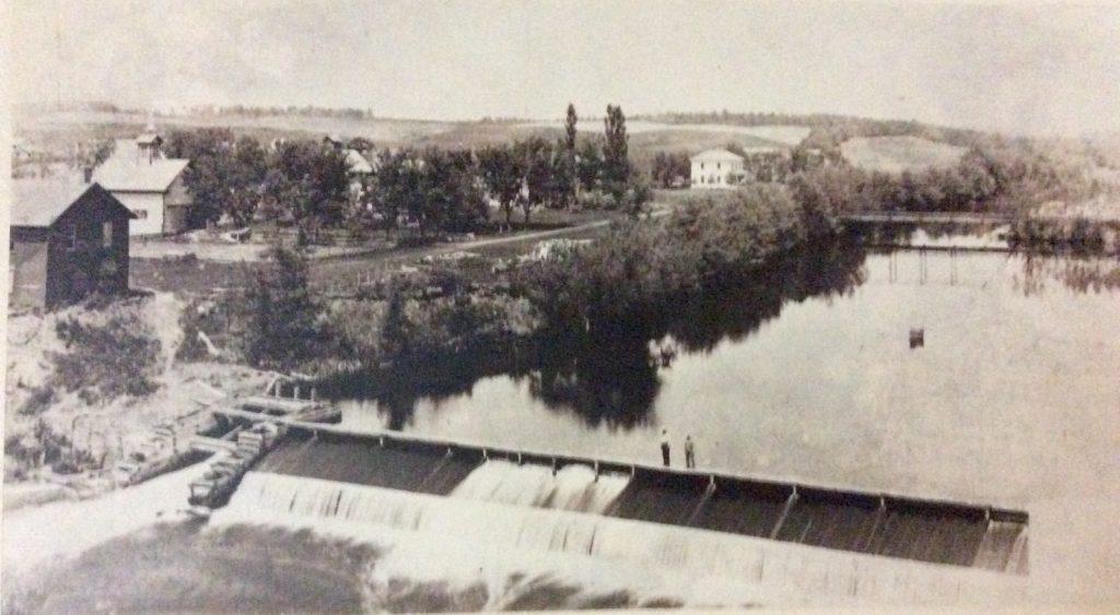 Apple River Dam